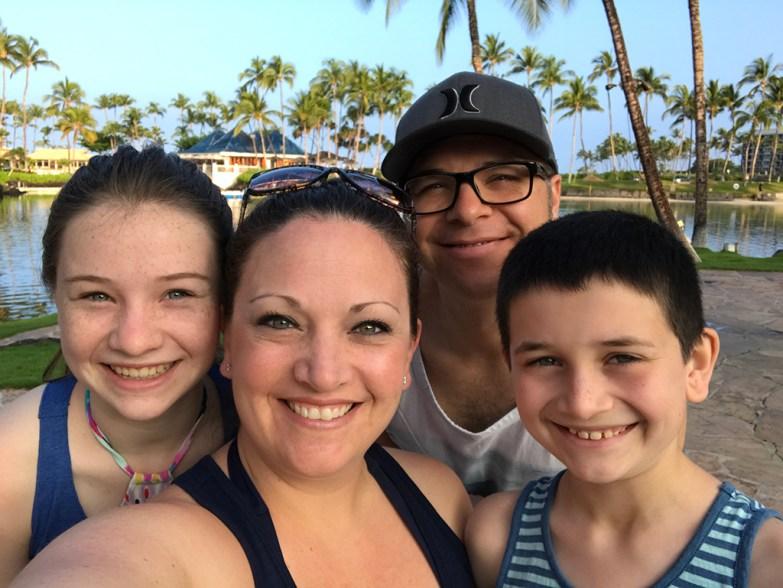 Family Vacation at the Hilton Waikoloa Village