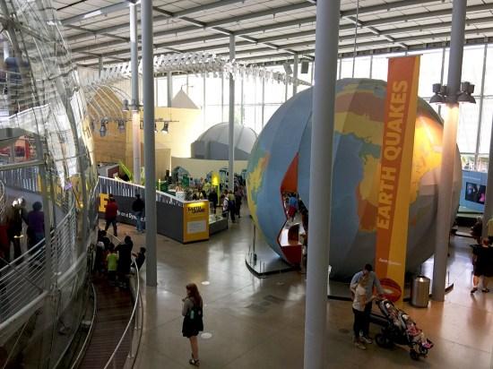 Golden Gate Park Science Museum