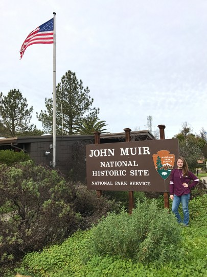 Tour The John Muir Home in Martinez, California