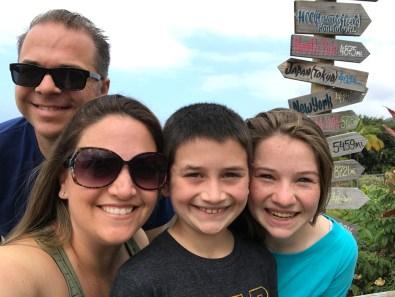 Bourn Family Touring Coffee Farms