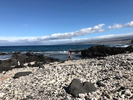 Holoholokai Beach Park in Waimea, Hawaii