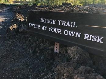 Kings Trail Through the Waikoloa Petroglyph Preserve