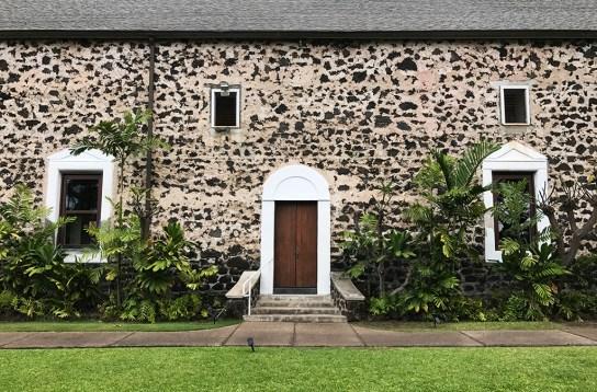 Moku'aikaua Church, First Christian Church in Hawaii