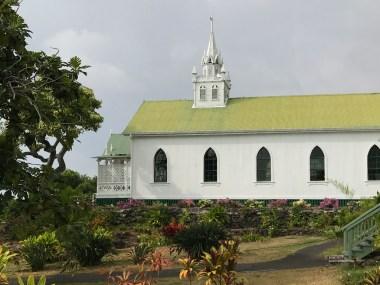 Painted Church, Hawaii