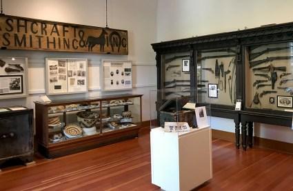 Blacksmith Museum Display