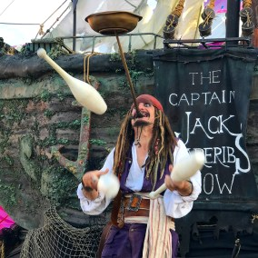 The Captain Jack Spareribs Show