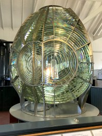 Point Arena Lighthouse Original Fresnel Lens