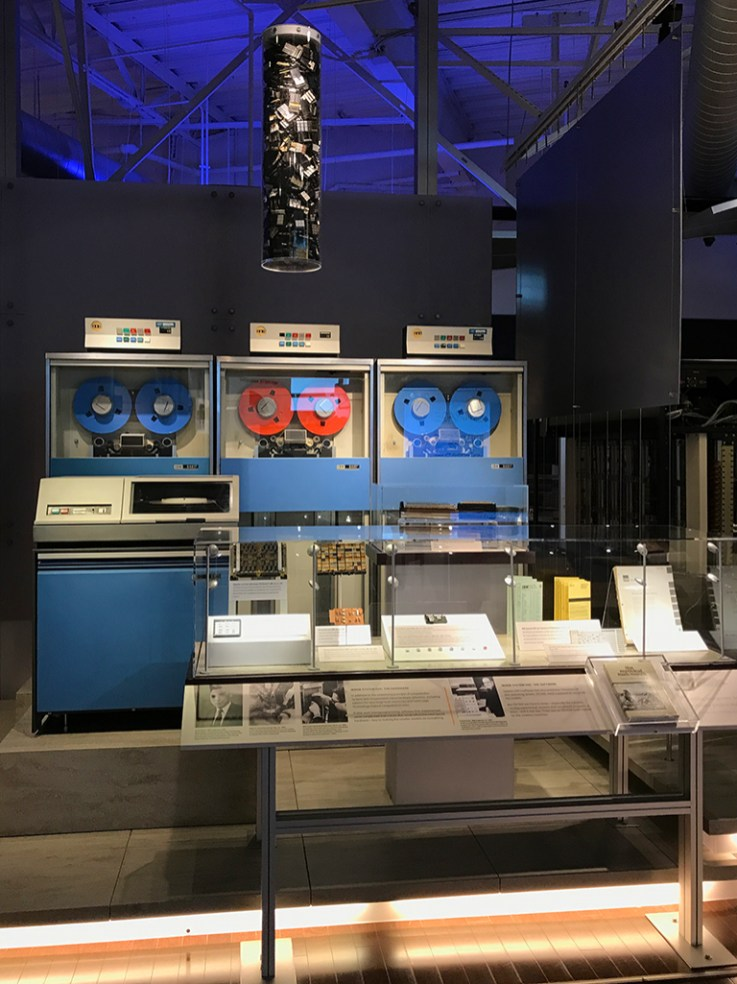 Computer History Museum in Mountain View, California