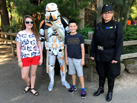 Bring the Family to Sacramento Zoo Star Wars Day