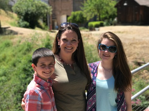 Family Weekend Visit to the Folsom Powerhouse