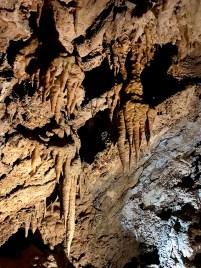 Lake Shasta Caverns Stalactites