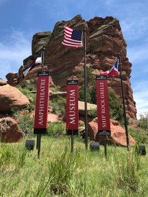 Red Rocks Amphitheatre Museum in Colorado