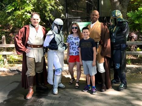 Sacramento Zoo Star Wars Day 2017
