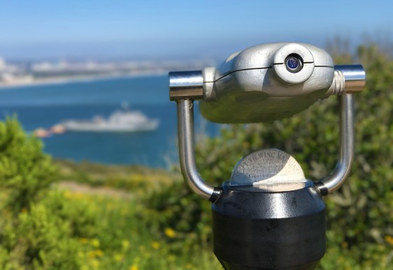 San Diego Viewing Telescope