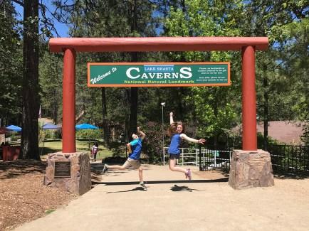 Visit Lake Shasta Caverns National Natural Landmark