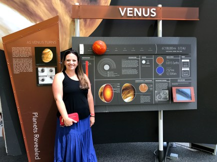 Learn About the Planets at Adler Planetarium