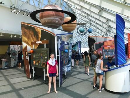 Family Fun at the Chicago Planetarium