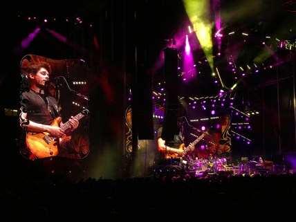 John Mayer with Dead & Company