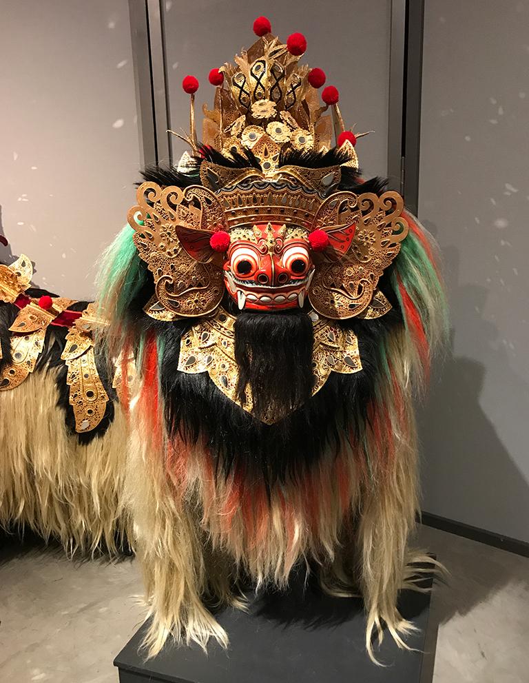 Dragon Mythology Museum Exhibit in Redding, California