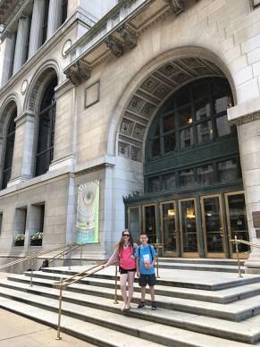 Explore The Historic Chicago Cultural Center