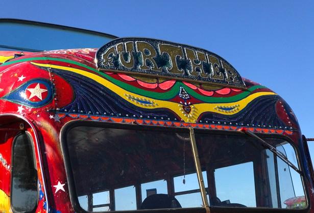 The Furthur Bus