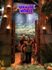 Jurassic World Special Museum Exhibit