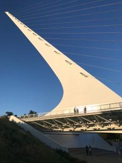 Sundial Bridge Tower and Plaza
