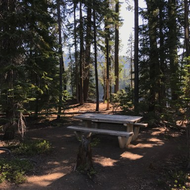 Annie Creek Picnic Area