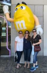 Giant Peanut M&M