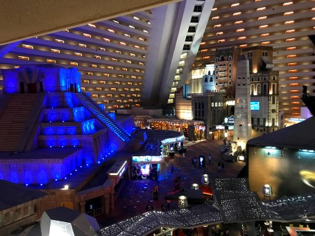 Inside The Luxor Las Vegas