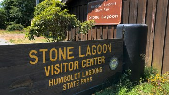 Stone Lagoon Visitor Center in Humboldt