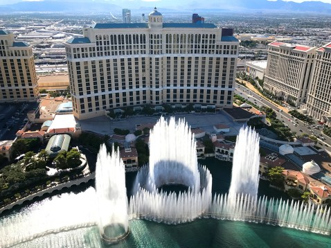 The Bellagio Las Vegas