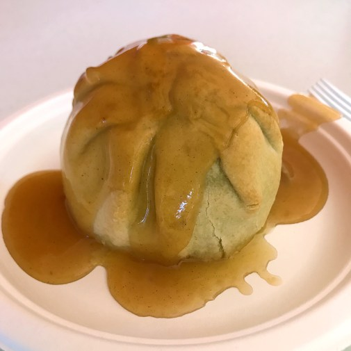 Larsen Apple Barn Bake Shop Apple Dumpling