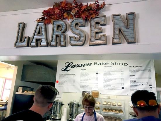 Larsen Bake Shop at Apple Hill