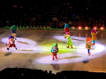 Seven Dwarfs Disney On Ice Dream Big