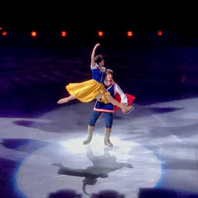 Now White Disney On Ice Dream Big