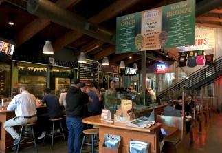 Third Street Aleworks Bar in Santa Rosa