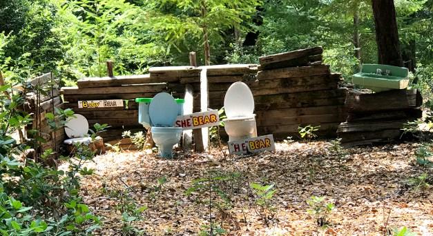 The Three Bears Toilets