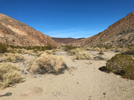 Desert Wash Death Valley National Park