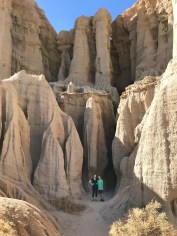 Exploring Caves and Rock Formations