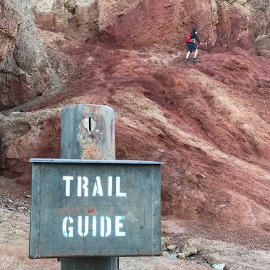 Golden Canyon Trail Guide