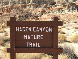 Hagen Canyon Nature Trail