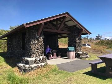 Hilina Pali Picnic Area
