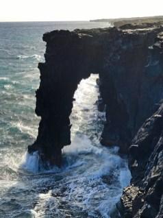 Holei Sea Arch Hawaii