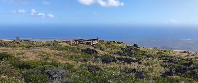 Kealakomo Lookout in Hawaii