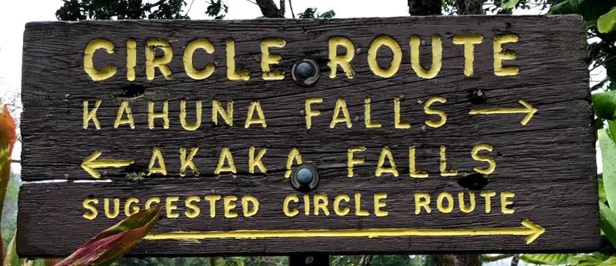 Kahuna Falls and Akaka Falls Loop Trail