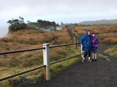 Exploring the Steam Vents at Hawaii Volcanoes National Park