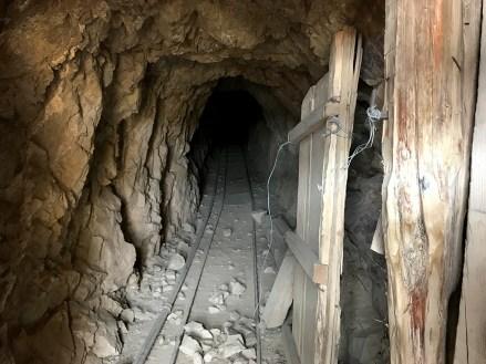Peek Inside the Gates of Eureka Mine