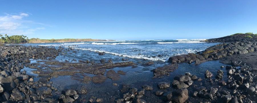 Hawai'i Black Sand Beach