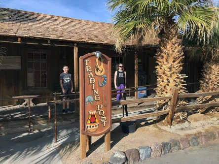 Ranch at Furnace Creek Trading Post